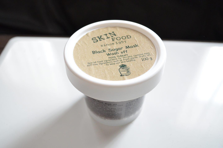 REVIEW: Skinfood Black Sugar Mask Wash Off