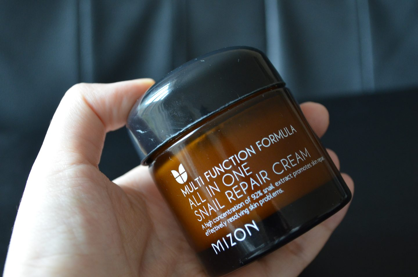 REVIEW: Mizon All in One Snail Repair Cream
