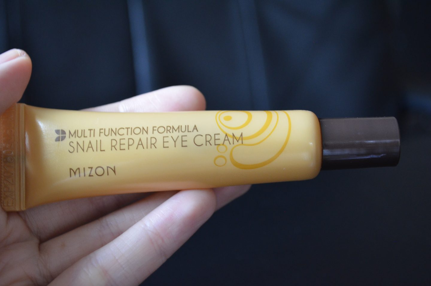 REVIEW: Mizon Snail Repair Eye Cream