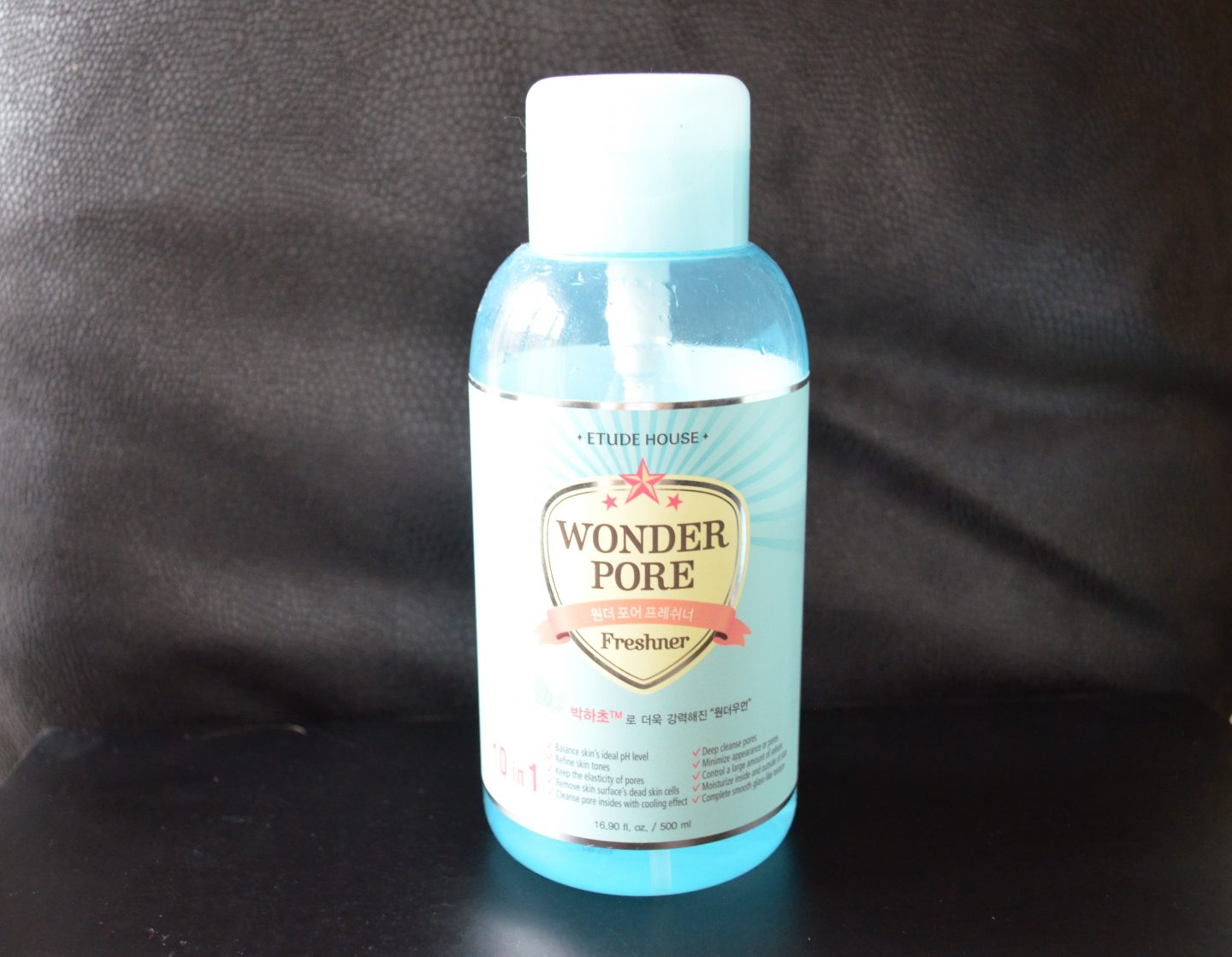 REVIEW: Wonder Pore Freshner