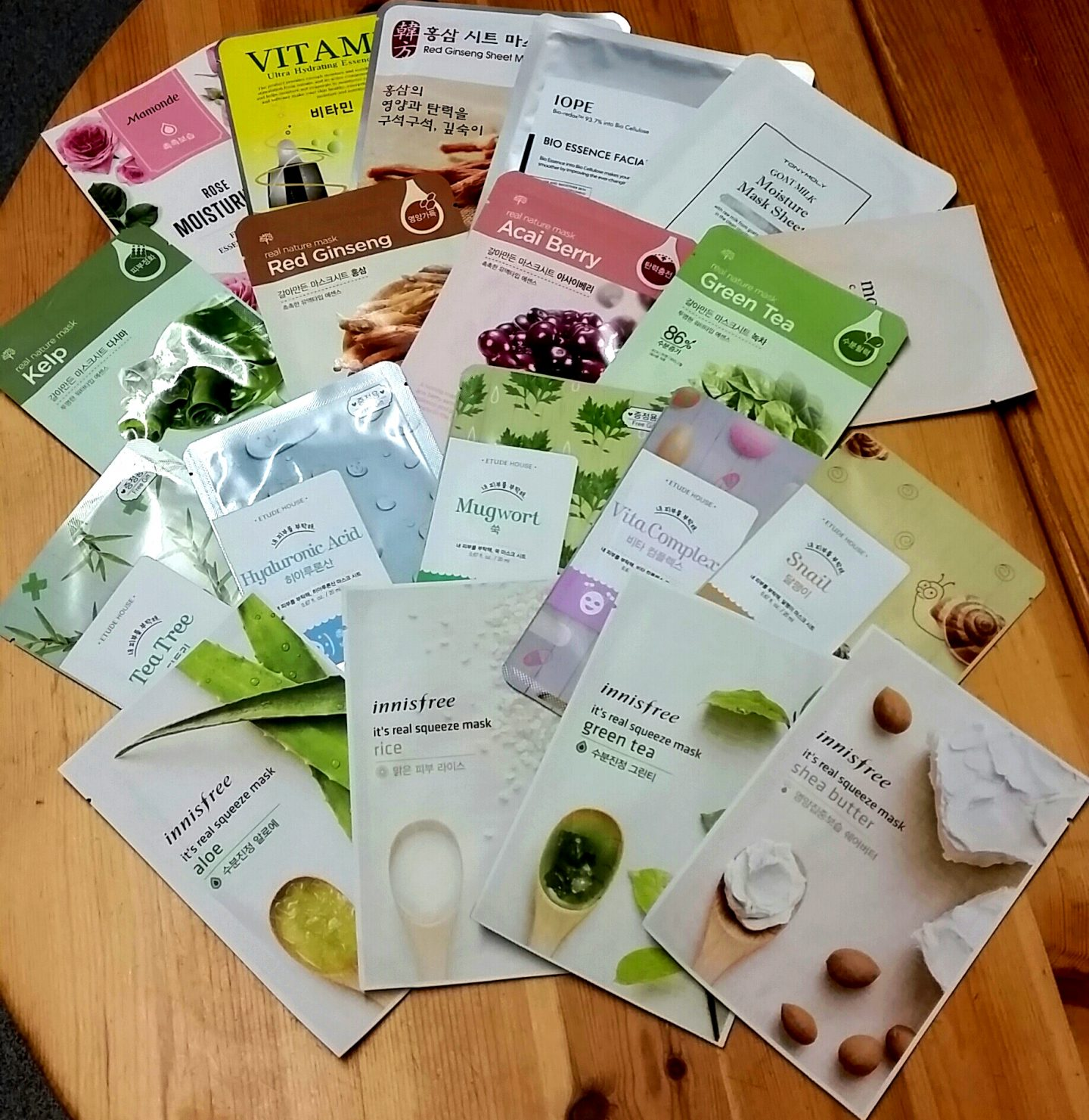 What are sheet masks?