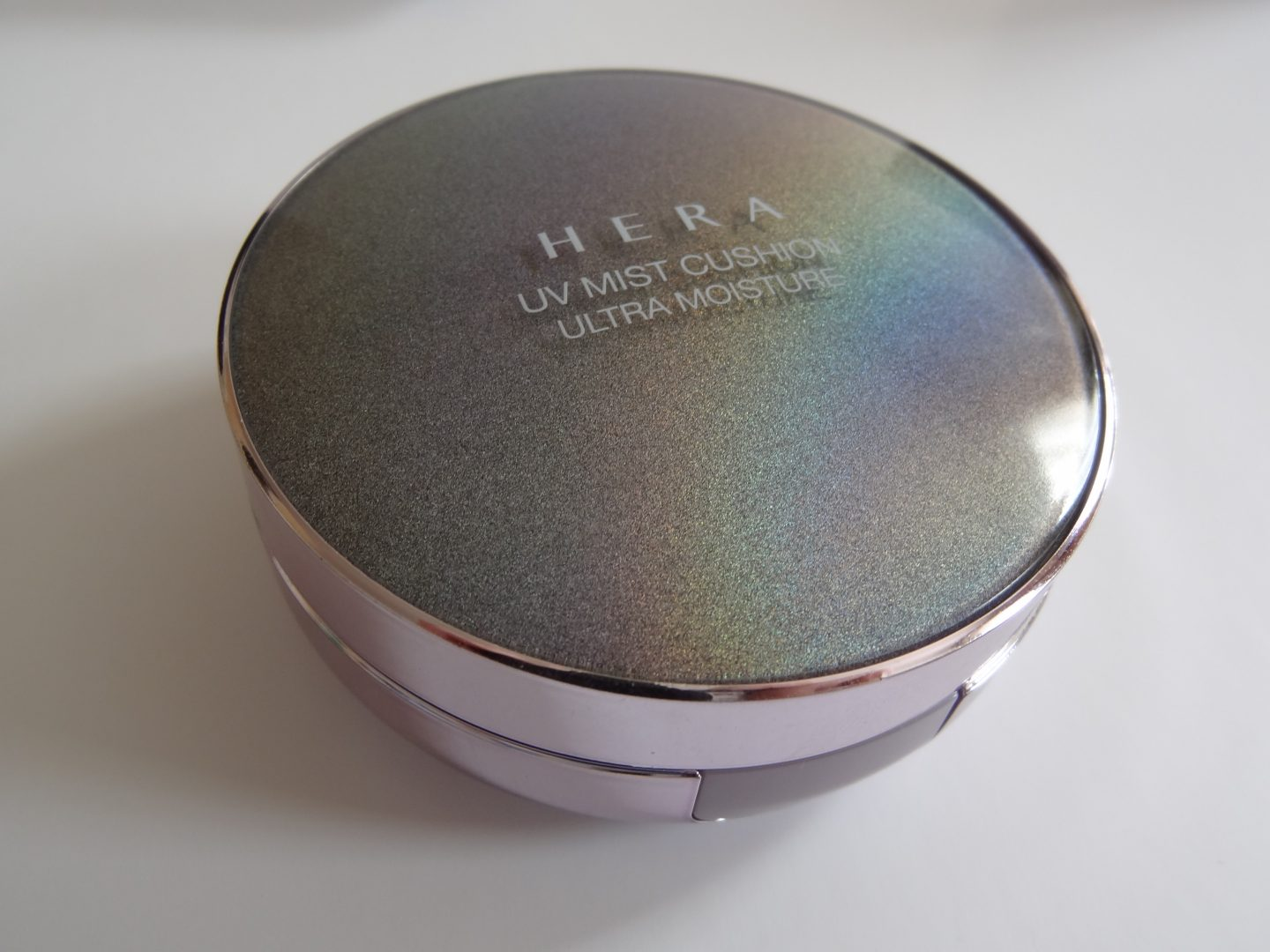 REVIEW: Hera UV Mist Cushion Ultra Moisture (No.21 Cool Vanilla)