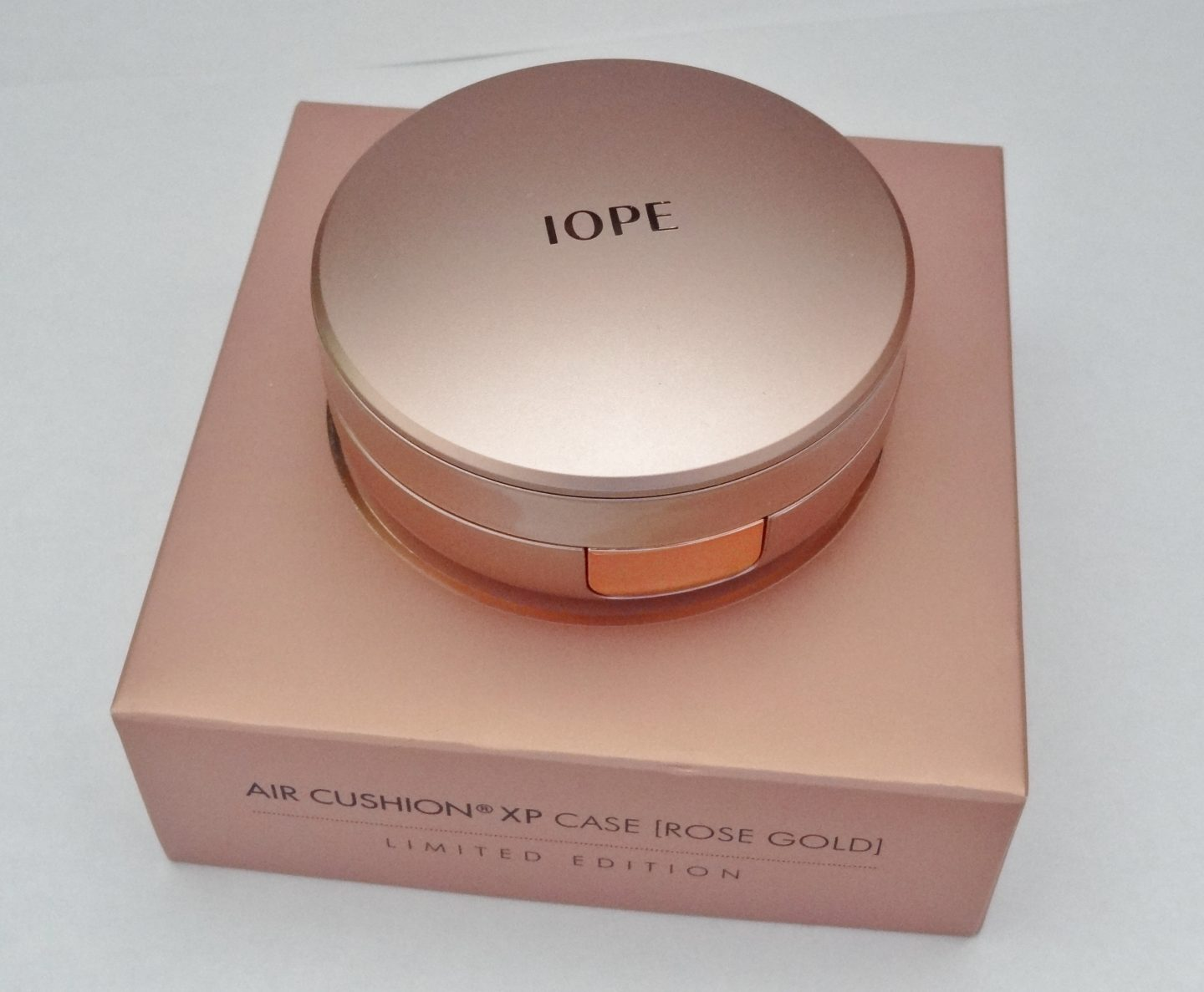 REVIEW: IOPE Air Cushion XP Matte Finish (No.23 Matte Beige)