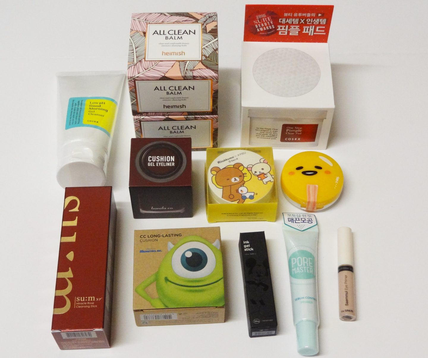 Jolse & Ibuybeauti collective haul – last splurge before my trip to Korea