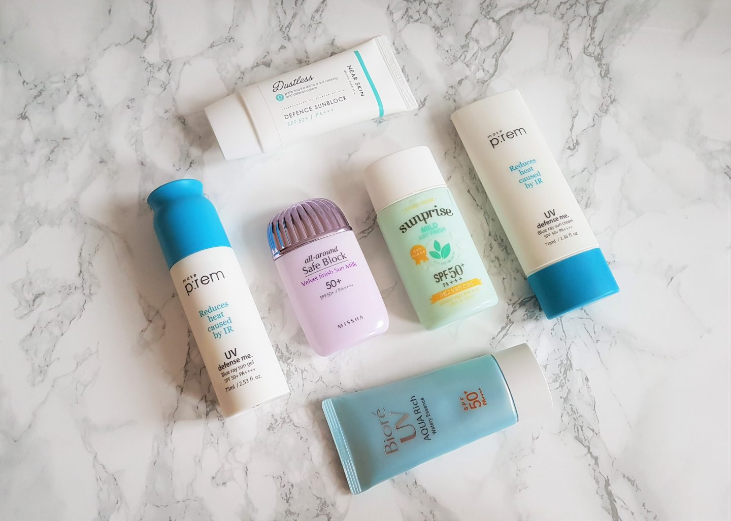KOREAN SKINCARE ROUTINE 101: Sunscreen (Part 2 of 2)