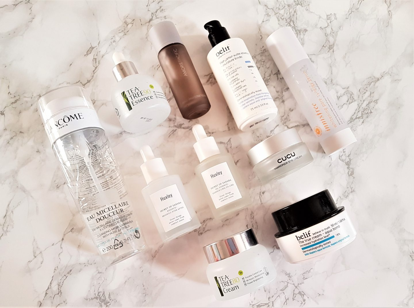 Skincare Empties Part 3 – February 2018