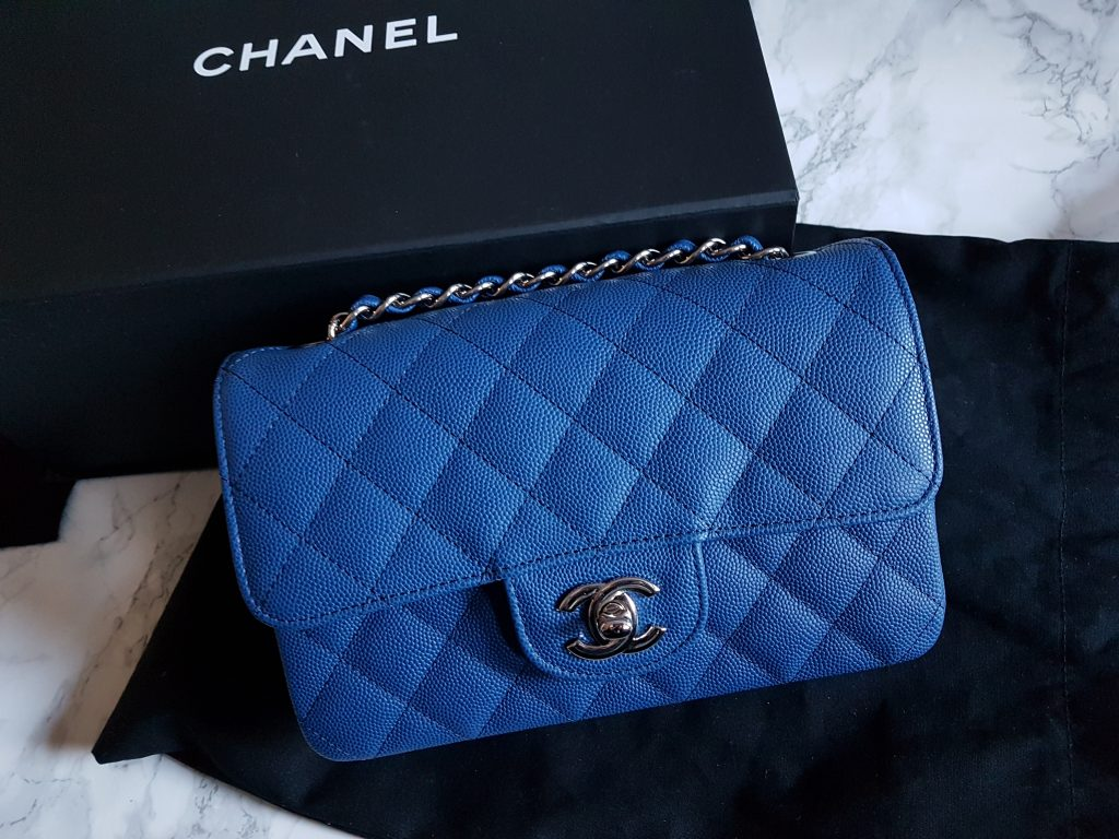 4196c533fa3a CHANEL Rectangle Mini Flap Bag Review + What Fits Inside - Wantastic ...