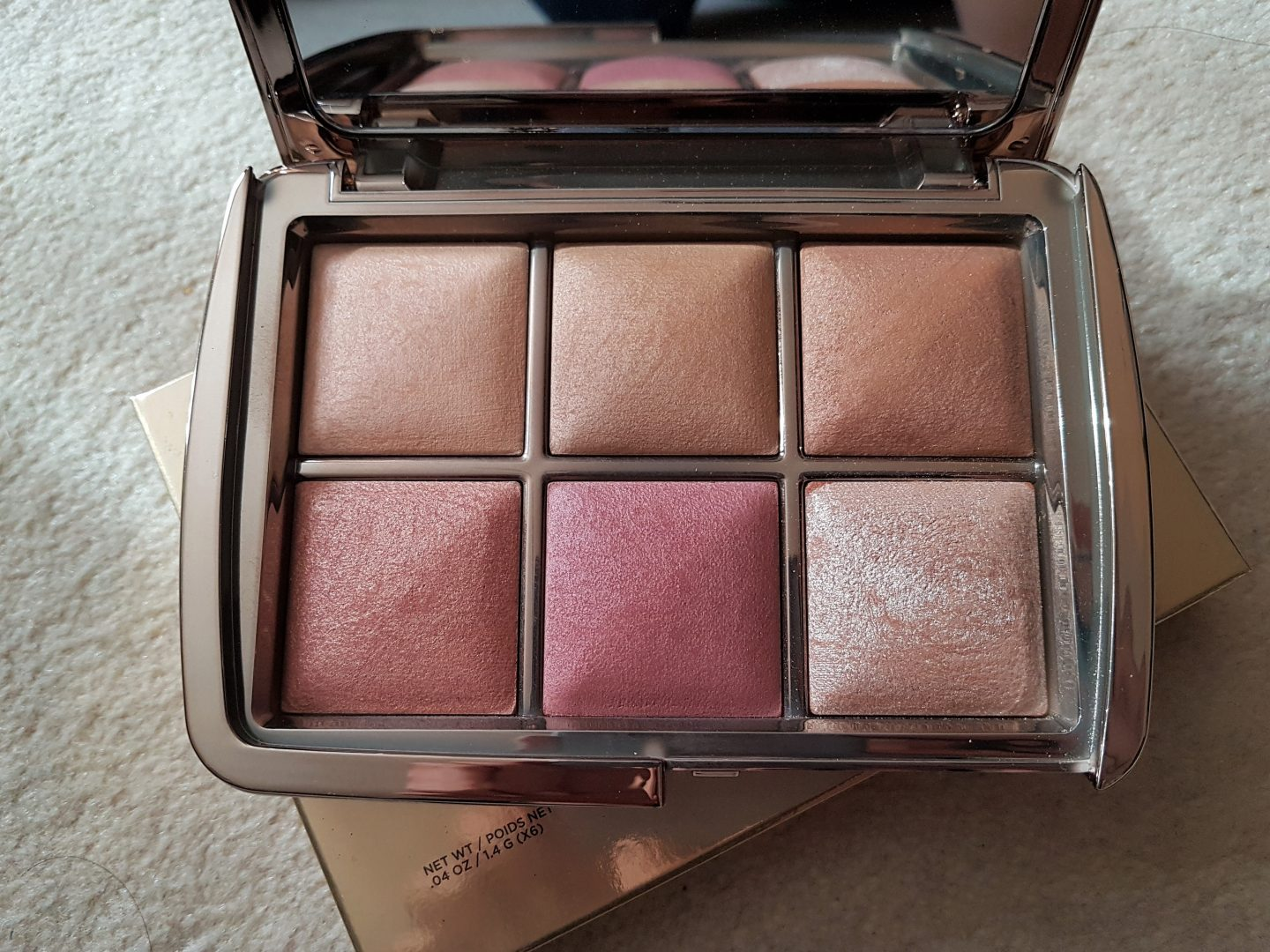 HOURGLASS Ambient Lighting Edit Unlocked Palette | REVIEW