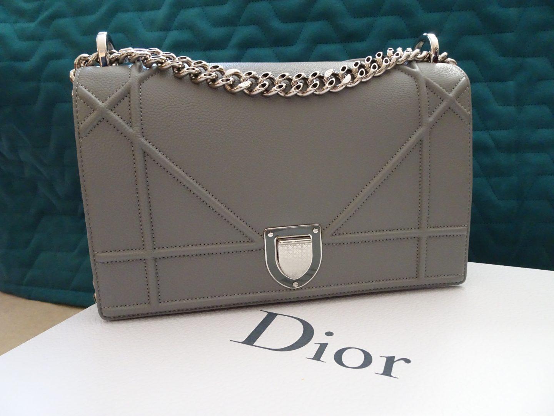 DIOR Diorama Bag Review