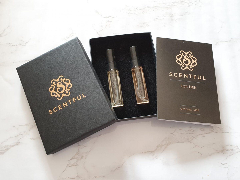 Scentful Perfume Subscription Box